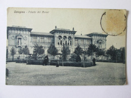 SPAIN,ZARAGOZA-PALACIO DEL MUSEO,OLD USED POSTCARD - Zaragoza