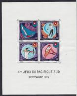 Polynésie - Bloc N° 2 ** - Neuf - Luxe - Blocs-feuillets