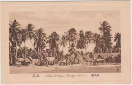 PENRHYN ISLAND (COOK) - NATIVE VILLAGE - Cook Islands