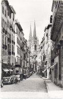 BAYONNE - Rue Port Neuf - Commerces, Autos...    . (90391) - Bayonne
