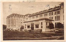 """BAYONNE - Place Des Basques Et La Nouvelle Poste - Flamme """"Adhérez A La Croix Rouge"""" ...    . (90392) - Bayonne"""