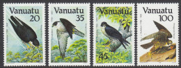 VANUATU, 1985 BIRDS 4 MNH - Vanuatu (1980-...)