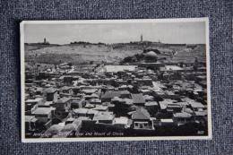 JERUSALEM - Vue Générale Du Mont Des Oliviers.