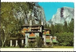 CALIFORNIA---YOSEMITE NATIONAL PARK--THE AHWAHNEE---voir 2 Scans - Yosemite