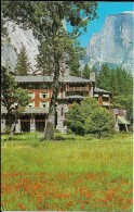 CALIFORNI---YOSEMITE NATIONAL PARK---THE AHWAHNEE---voir 2 Scans - Yosemite