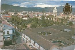 R2694 Bolivia - Vista De La Plaza Principal De Cochabamba - Red Machine Timbre - Affrancatura Meccanica Rossa 1998 - Bolivia