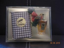 "COFFRET Miniature BARAKA "" Corbeille Royale "" + Savon JUMPING - Miniatures Modernes (à Partir De 1961)"