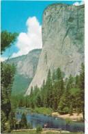 CALIFORNIA--- YOSEMITE NATIONAL PARK--EL CAPITAN --voir 2 Scans - Yosemite