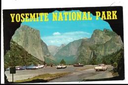 CALIFORNIA--- YOSEMITE NATIONAL PARK---portal Of Grandeur--voir 2 Scans - Yosemite