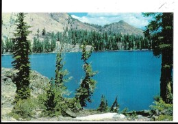 CALIFORNIA--- YOSEMITE NATIONAL PARK---may Lake--voir 2 Scans - Yosemite