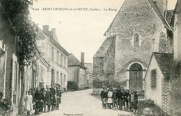 SAINT GEORGES DE LA COUEE(SARTHE) - Autres Communes