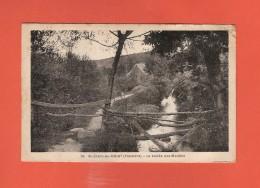 * CPA..dépt 29..SAINT JEAN Du DOIGT  :  La  Vallée Des Moulins  : Voir Les 2 Scans - Saint-Jean-du-Doigt