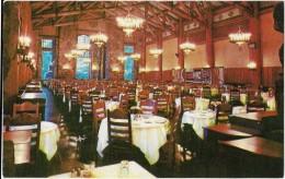 CALIFORNIA--- YOSEMITE NATIONAL PARK---dining Room Of The Ahwahnee Hotel--voir 2 Scans - Yosemite