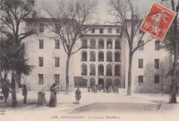 DRAGUIGNAN - VAR - (83)  -  CPA ANIMEE COULEUR DE 1912. - Draguignan