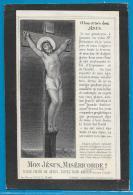 Souvenir Pieux De R.M. Jacques Heinen - Weiswampach - Saint-Geirges - 1818 - 1892 - Images Religieuses