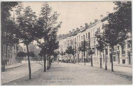 27714g  AVENUE ALBERT - Forest - 1908 - Forest - Vorst