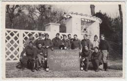 """27805g  GUERRE 14-18 - """"LES RESCAPES QUELQUE PART EN FRANCE S.P. 6301"""" - Guerre 1914-18"""