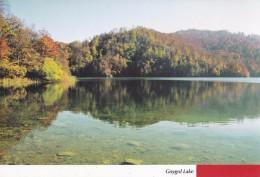 Azerbaijan - Goygol Lake, Khanlar Region - Azerbaïjan