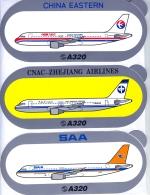 A320 Aotucollants - Werbung
