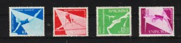 1957 - Coupe D Europe De Gimnastique Y&T 1511/1514 Mi No 1639/1642 MNH - Ungebraucht