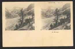 Cartoscope (J.L) En Montagne - Stereoscopische Kaarten