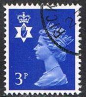 Northern Ireland SG NI14 1974 3p (CB) Good/fine Used - Regional Issues