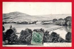57. Metz. Blick Von Der Esplanade Auf St. Simphorien Und Fort St. Quentin. 1908 - Metz
