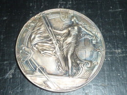 MEDAILLE DE TABLE - FEDERATION INTERNATIONALE DES SOCIETES D'AVIRON CHAMPIONNATS D'EUROPE MACON 1959 - RARE AVIRON SPORT - Rowing