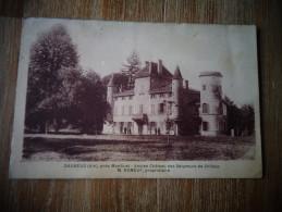 Dagneux Montluel Ancien Chateau Des Seigneurs De Chiloup  M  Romeuf   Propriétaire  D - Non Classificati
