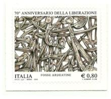 2015 - Italia 3626 Liberazione^ - WW2
