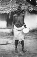 ¤¤  -   COTE-D'IVOIRE   -  Vieille Femme De La Région De Man  -  Vieille Femme Aux Seins Nus    -  ¤¤ - Côte-d'Ivoire