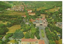 "Montecatini Terme (Pistoia) Stabilimento ""Tettuccio"" Veduta Aerea, Etablissement ""Tettuccio"" Aerial View - Pistoia"
