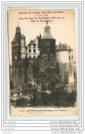 BAISSE DE PRIX !! MONTBELIARD CHATEAU SOUVENIR DE CORTEGE HISTORIQUE DE BELFORT 15 Aout 1919 - Montbéliard