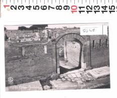 5048  OSTIA ANTICA INGRESSO DELLA CASERMA VIGILI - Roma