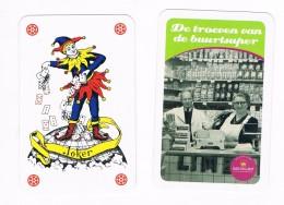 Joker - Dag Van De Klant - Playing Cards (classic)