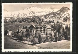 AK Stoos, Hochalpenhotel-Kurhaus - SZ Schwyz