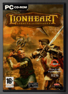 PC Lionheart Legacy Of The Crusader - Jeux PC