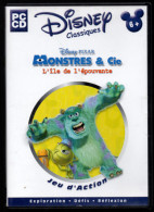 PC Monstres & Cie L'île De L'épouvante - Jeux PC