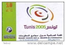 PC Tunisie Telecom SMSI Tunis 2005 10d