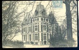 Cpa Du 27 Saint Sebastien De Morsent  -- Chateau De La Musse   LIOB111 - France
