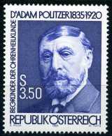 Österreich - Michel  1826 - ** Postfrisch (C) - Adam Politzer - 1945-.... 2. Republik