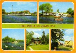 Schwielowsee Caputh - Mehrbildkarte 1 - Schwielowsee