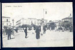 Cpa Italie Taranto Piazza Archita  LIOB111 - Taranto