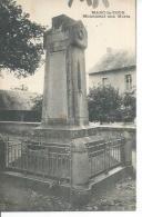 MARC-LA-TOUR - MONUMENT AUX MORTS - Francia