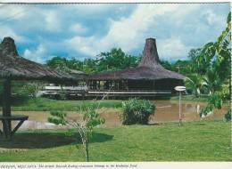 Cilegon - West Java. Dayeuh Restaurant   Indonesia.  A-773 - Indonesia