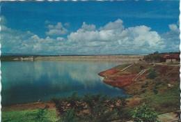 Selorejo Dam  East Java.  Indonesia.  A-2413 - Indonesia