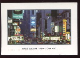 CPM Etats Unis NEW YORK CITY Glittering Times Square - Time Square