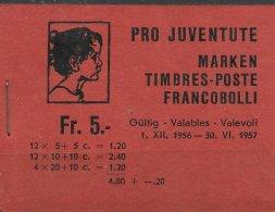1956  ** MNH - Carnets