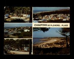 22 - PLEHEREL-PLAGE - Camping - Perros-Guirec