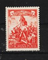 1956 -  85 Anniv. De La Commune De Paris Yv No 1450 Et Mi No 1577 MNH - 1948-.... Repubbliche